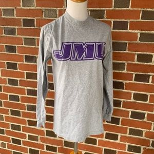 James Madison university long sleeve T-shirt
